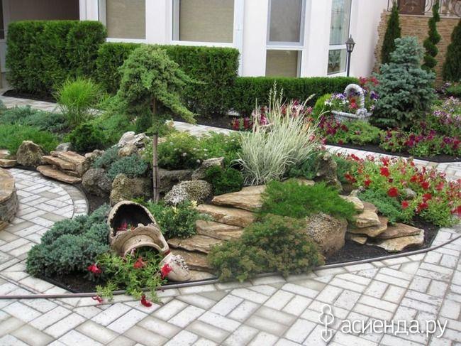 Уютные уголки загородных участков: Группа Обустройство и украшение дачного участка