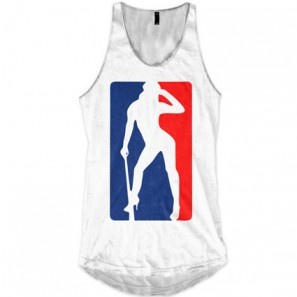 I rule NBA! Allinclusive Apparel Ladies Vest