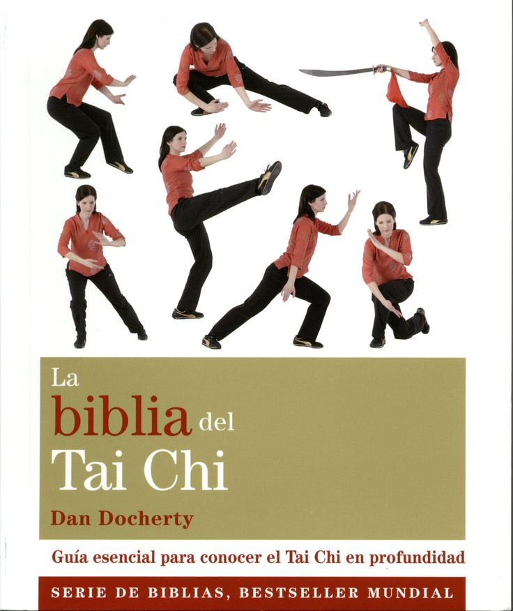 Dan Docherty presenta el Tai Chi Chuan práctica ''las técnicas más comunes del Tai Chi'', explicándolos en relación con el libro The Classic of Boxing de la dinastía Ming y con los mitos y leyendas chinas. La práctica de las posturas beneficiará a los principiantes, mientras que los practicantes avanzados adquirirán una ... http://www.alfaomega.es/libros/biblia-del-tai-chi-la/9788484455141/ http://rabel.jcyl.es/cgibin/abnetopac?SUBC=BPSO&ACC=DOSEARCH&xsqf99=1776432+