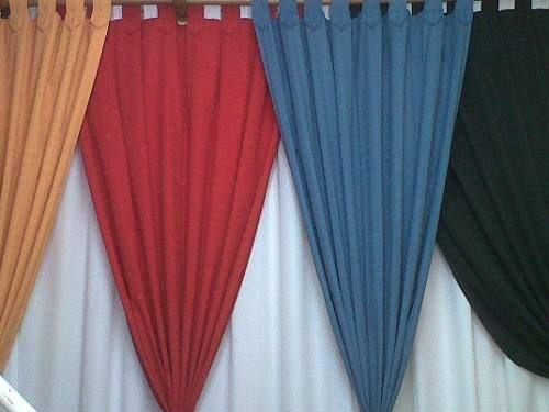 1000 ideas sobre cortinas rusticas en pinterest - Cortinas para baneras ...
