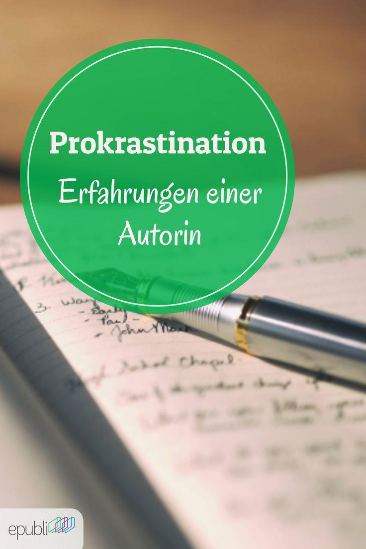 Tanja Steinlechner, Gründerin der Autorenschule Schreibhain und Leiterin unserer Webinarreihe zum Thema Schreibhandwerk, berichtet über Erfahrungen von Prokrastination im Schreibprozess: http://www.epubli.de/blog/prokrastination-schreibprozess #epubli #schreibtipps