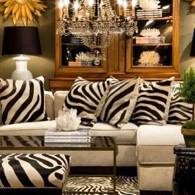 25 best exotic animal prints images on pinterest animal prints animal print decor and furniture. Black Bedroom Furniture Sets. Home Design Ideas