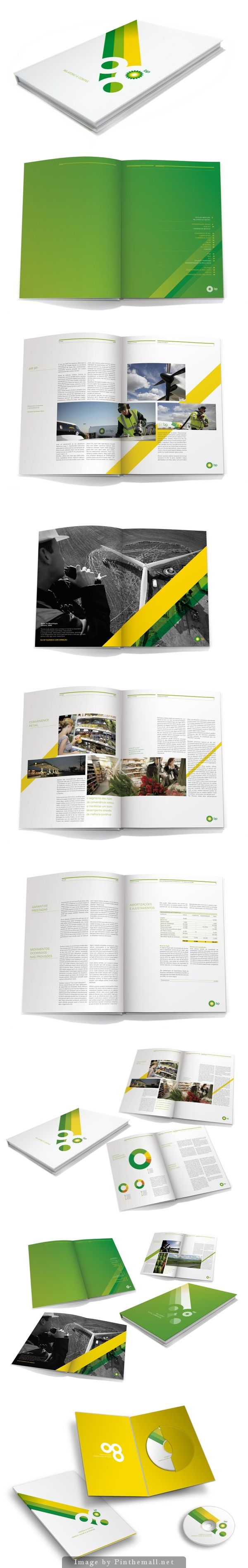 BP - annual report 2008 by Rui Granjo