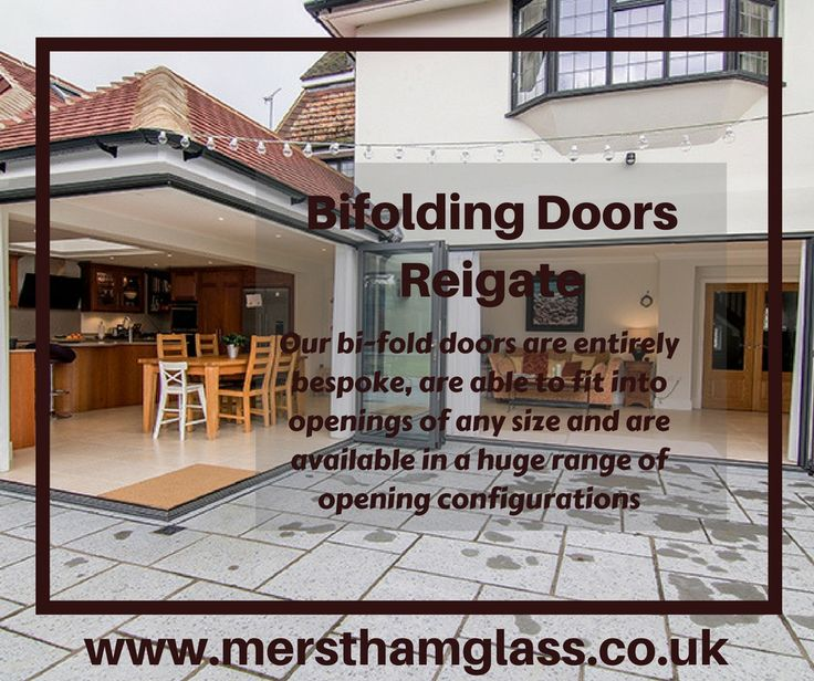 For more information visit at: http://www.mersthamglass.co.uk/bi-folding-doors-reigate