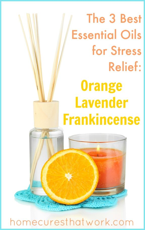 Best 3 essential oils for stress relief, mental clarity and calm environment…