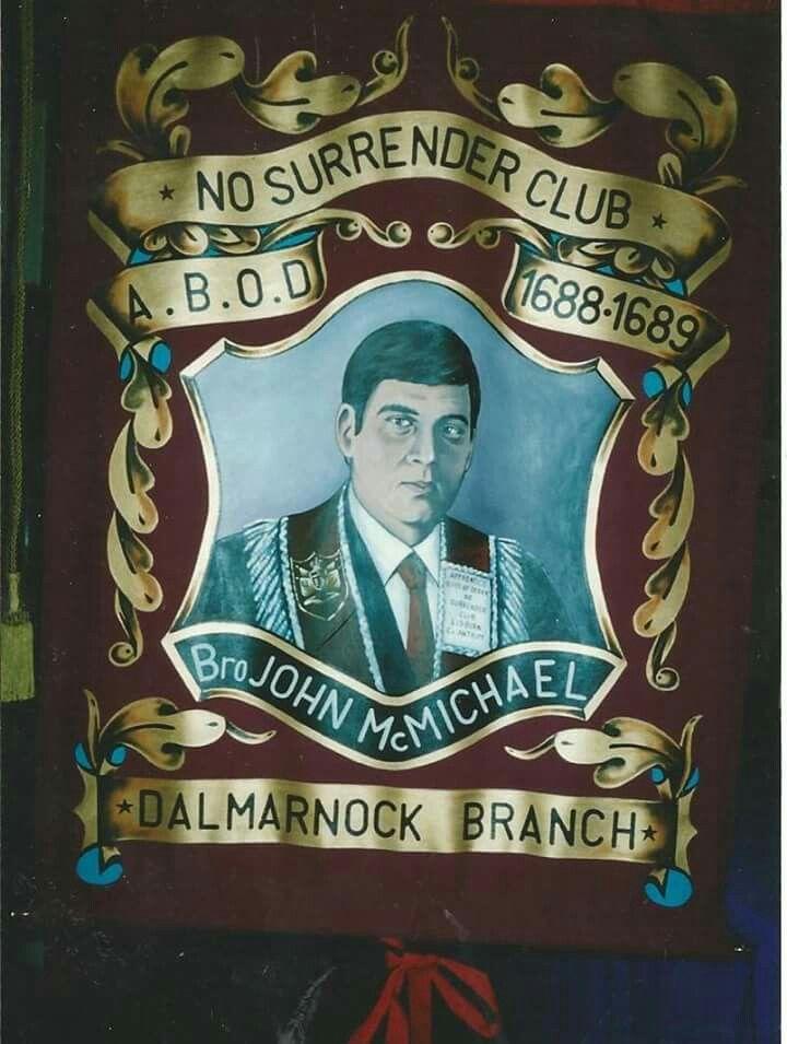 apprentice boys of derry no surrender club dalmarnock branch loyal order banners pinterest. Black Bedroom Furniture Sets. Home Design Ideas