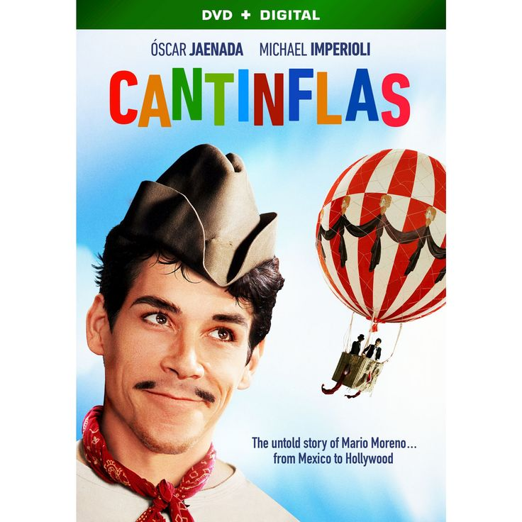 Cantinflas (dvd_video), Movies