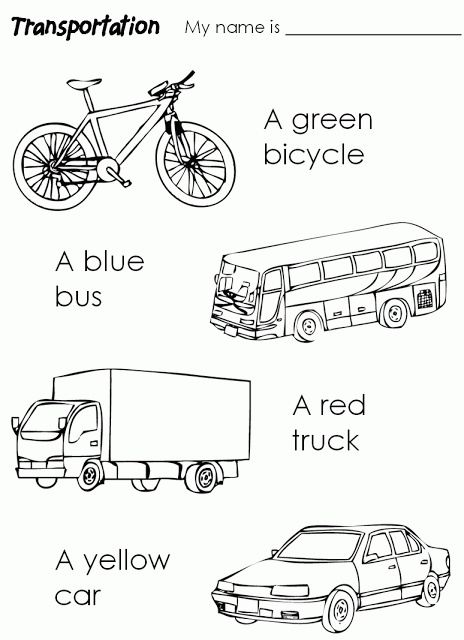 English for children