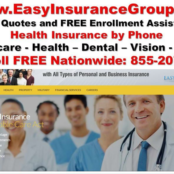 Medicare Open Enrollment Ends 7 Dec 2016  Obamacare 1 Jan 2017 Start Dates End 15 Dec 2016  Enroll by Phone - Call Toll Free: 855-207-6290  The Nationwide Insurance Marketplace  Get the Best Values for Your Personal and Business Insurance Dollars!! Get FREE Professional Assistance with ALL of your Insurance and Financial Services Needs  FREE Insurance and Financial Services Check-up for Every Household!  Go HERE: http://www.EasyInsuranceGroup.net