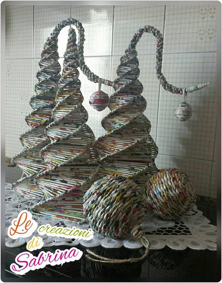 #AlberodiNatale #Noel #Paper #Cannuccedicarta #Christmastree #Christmas