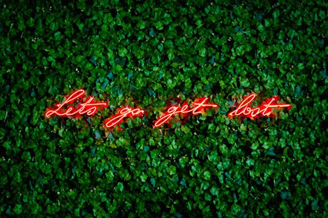 Image of Neon Sign Installations by Olivia Steele