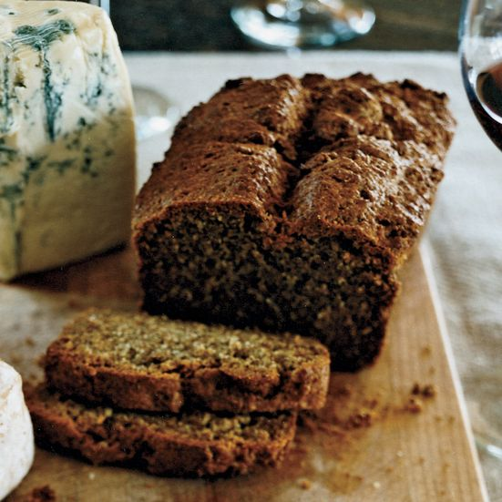 Even though this bread is dense, hearty and complex-tasting, it requires no yeast and therefore no rising time. Cathal Armstrong says he likes it best...