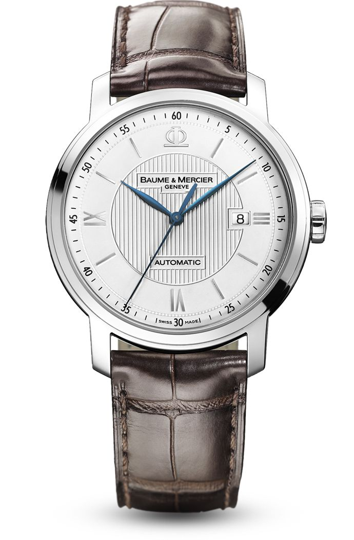 Discover the Classima 8731 steel watch for men with automatic ...