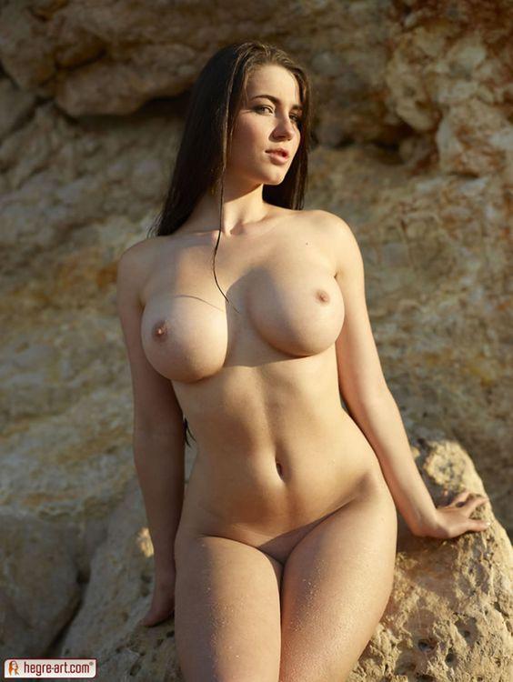 Abigail knitter nude