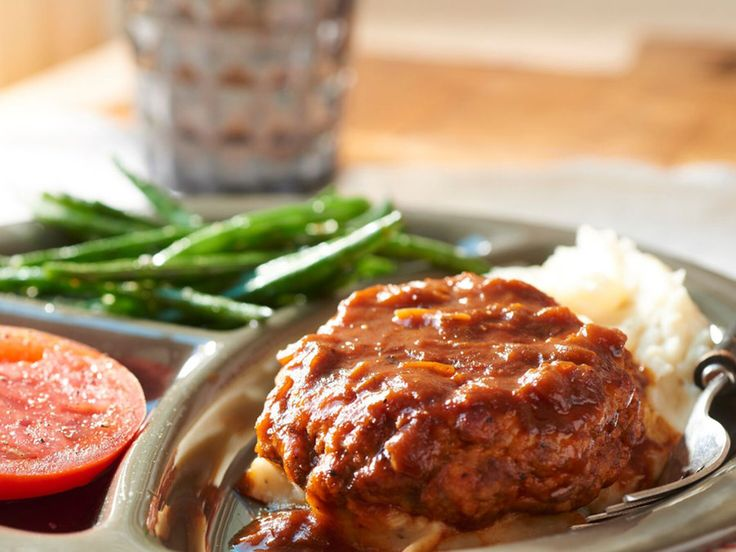 Superfast, juicy Salisbury Steak makes for an ideal dinner tonight and a super filling lunch tomorrow. Here, we used a blend of two kinds...