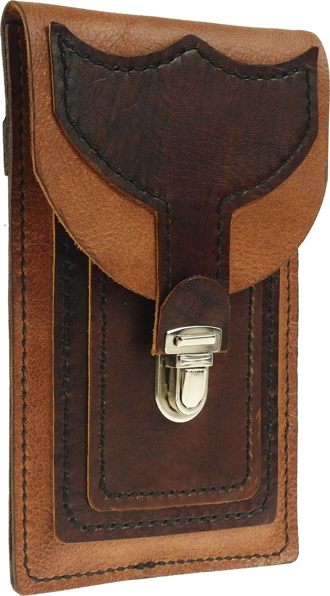 Totally handmade from the highest quality natural, full grain leather