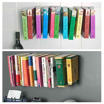 the invisible bookshelf