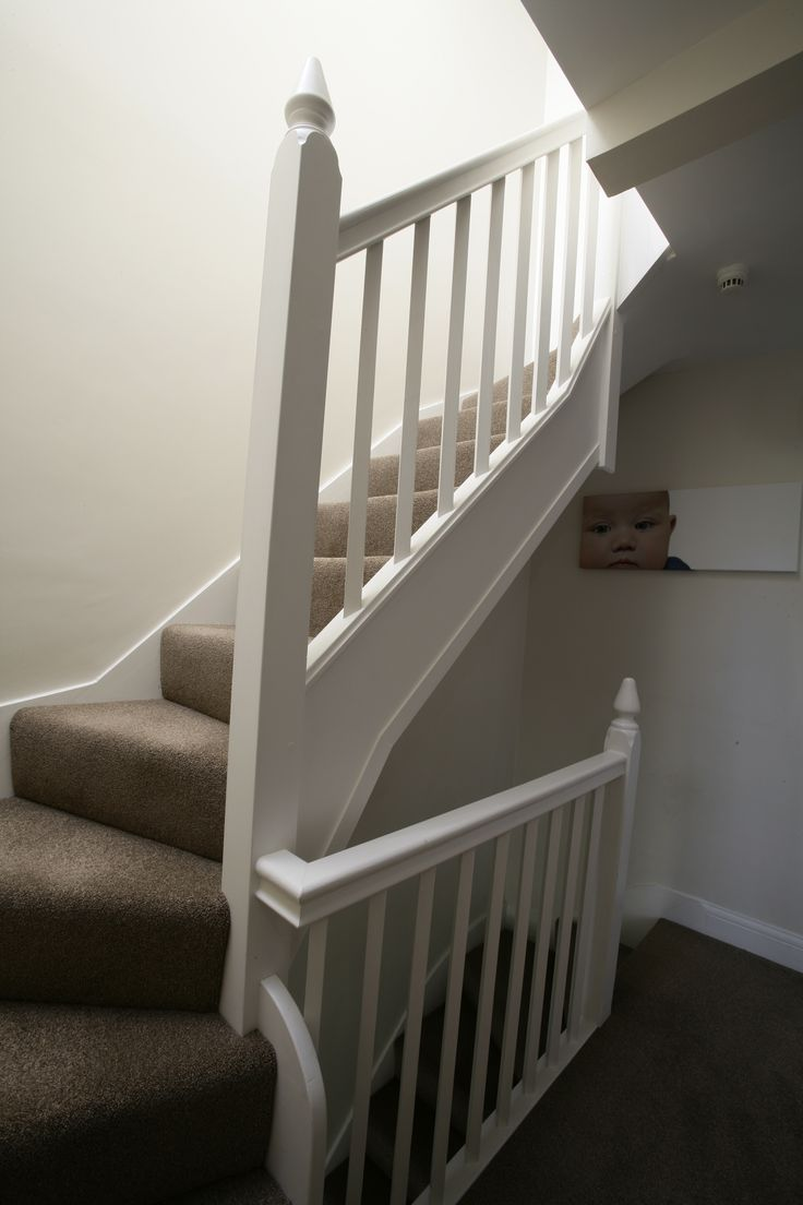 The staircase is usually a first part of the loft conversion to be designed and can add a touch of personality to your home.