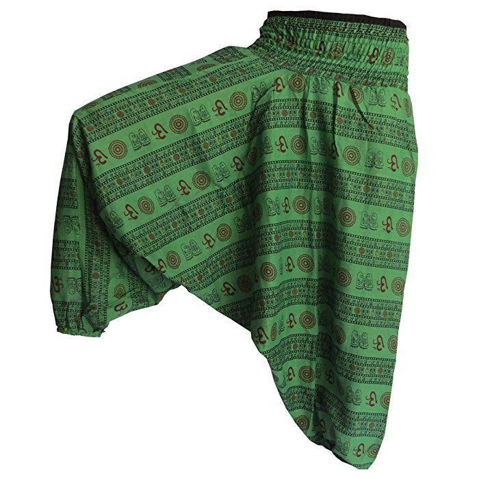 Indian Harem Gypsy Hippie Ali Baba Baggy Pants Women Trousers Boho Yoga Casual #Unbranded #Harem