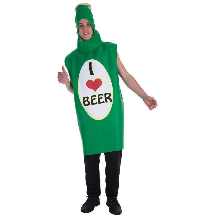 Disfraz de Cerveza Adulto