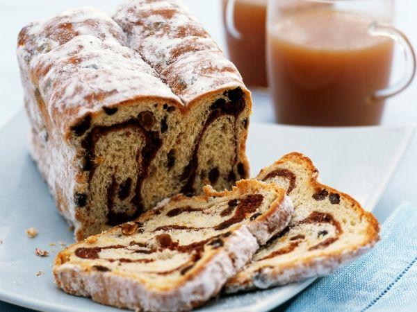 Kruidig rozijnenbrood - Libelle Lekker!