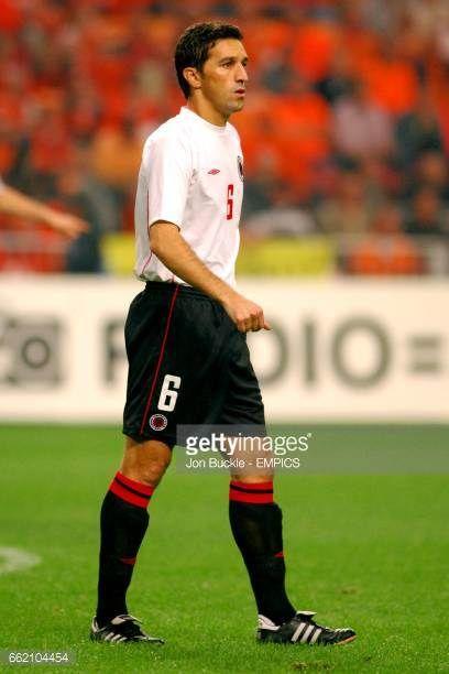 Albania's Besnik Hasi