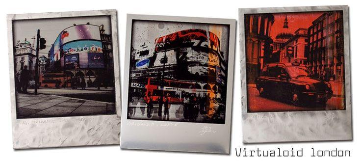 Fabrizio Bellanca.com: virtualoid london series