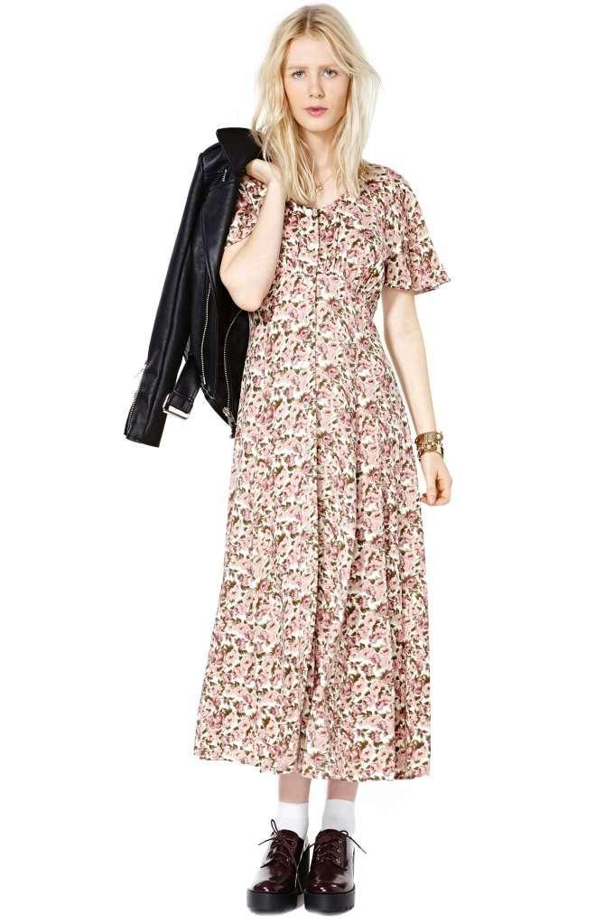 Devan Dress vintage nastygalvintage
