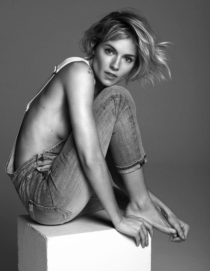 Short hair Fashion: Sienna Miller – in pictures