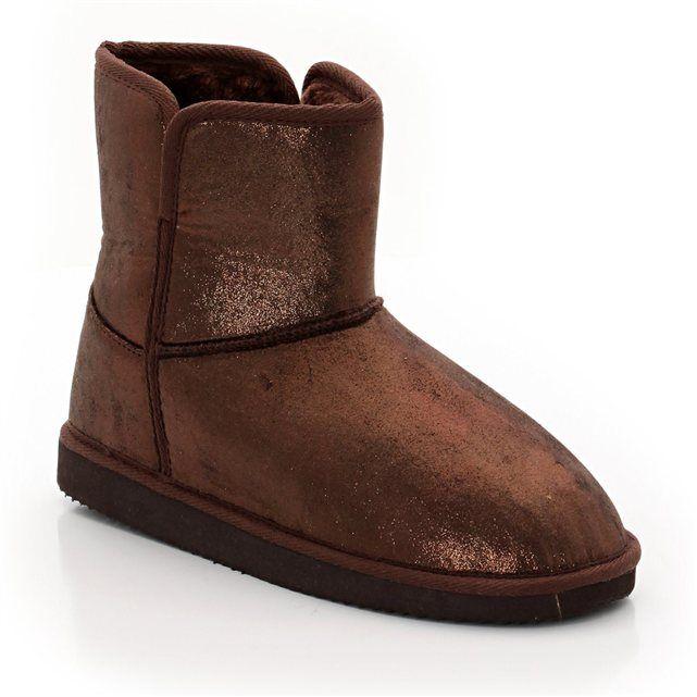 Boots plates fourrées R édition Shopping Prix.