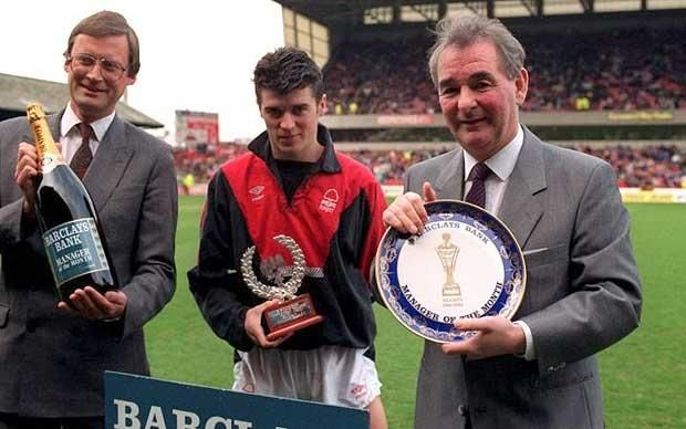 Player and Manager of the month.