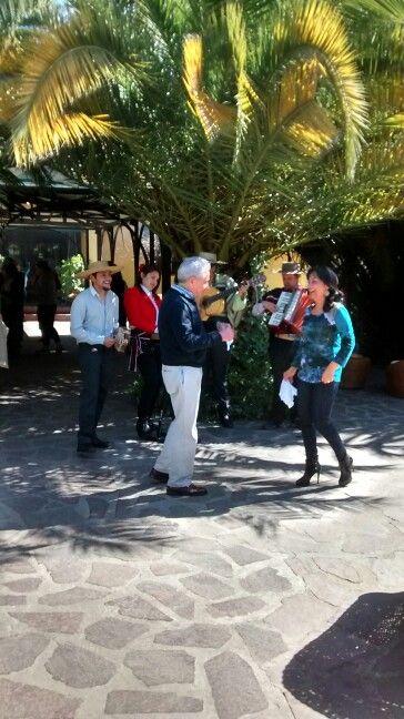 Bailando cueca en Santa Cruz (2015)