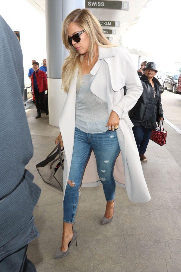 Best 20+ Khloe Kardashian Skinny Ideas On Pinterest | Khloe Kardashian Outfits Khloe Kardashian ...