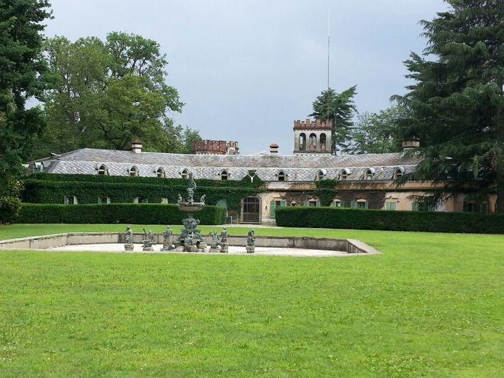 Villa Laghi, parco la Mandria, Venaria Reale-Torino
