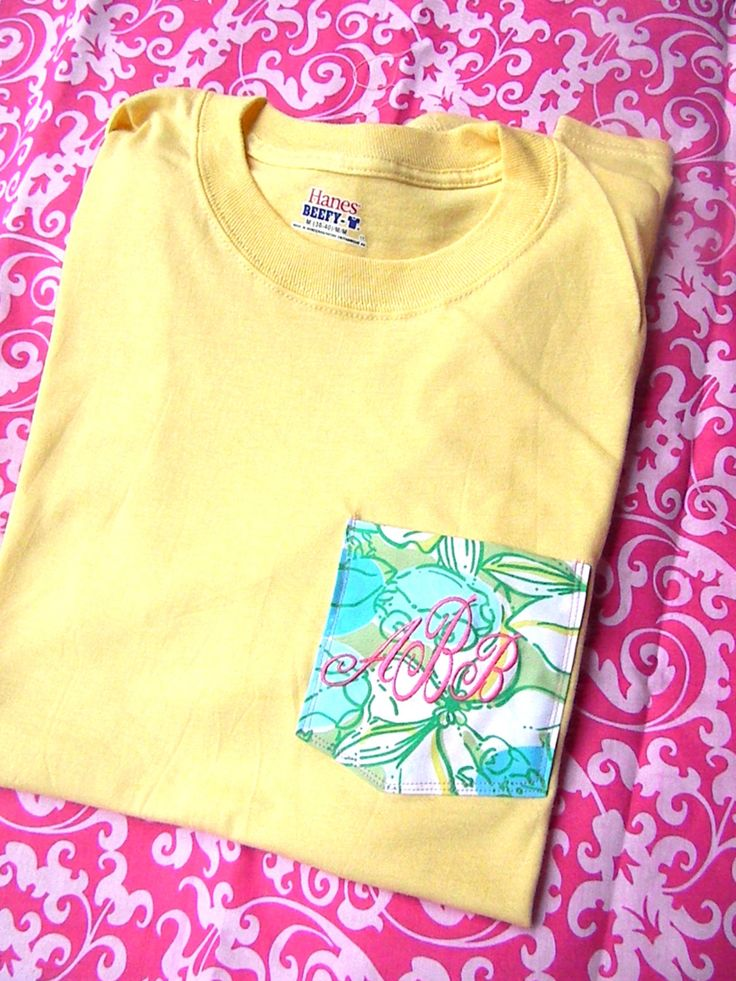 Frocket pocket tshirts for the whole family by BubbleBabys on Etsy