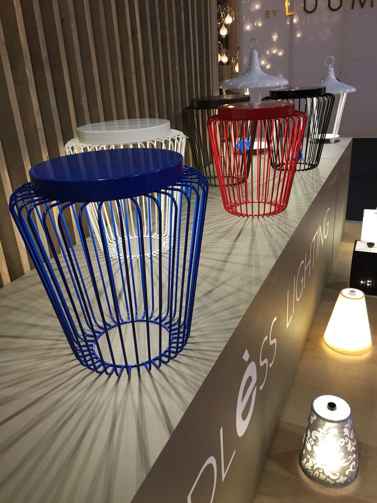 Ideo Collection - Cage Lantern