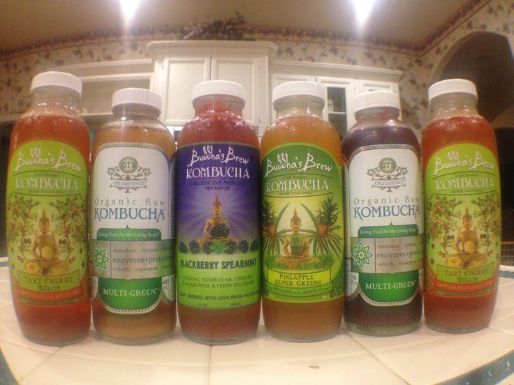 How to make Organic Kombucha (with caffiend-free Rooibos tea)