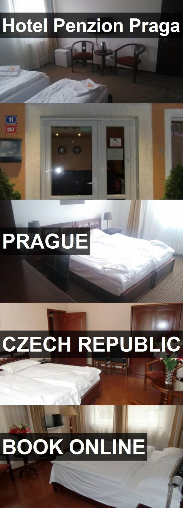 Hotel Penzion Praga in Prague, Czech Republic. For more information, photos, reviews and best prices please follow the link. #CzechRepublic #Prague #travel #vacation #hotel