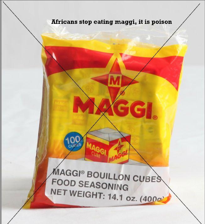 Maggi is Poison
