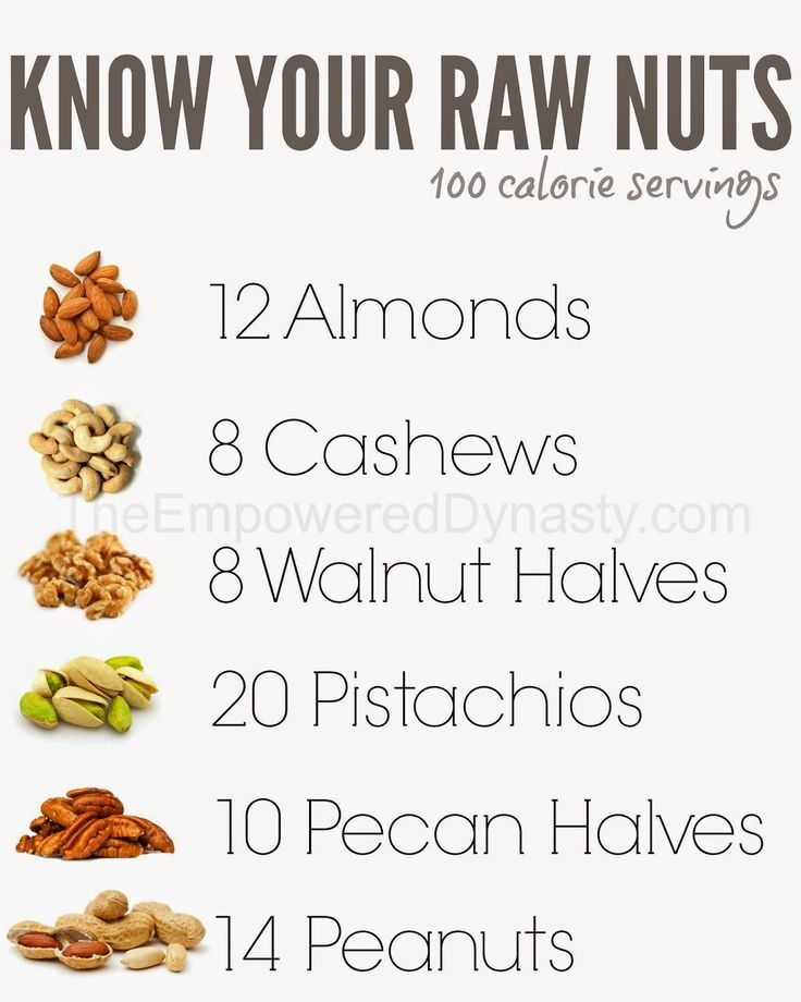 Know your nuts, healthy foods, clean eating, almonds, cashews, walnuts, pistachios, pecans, peanuts, serving sizes, 100 calorie snacks, portion control