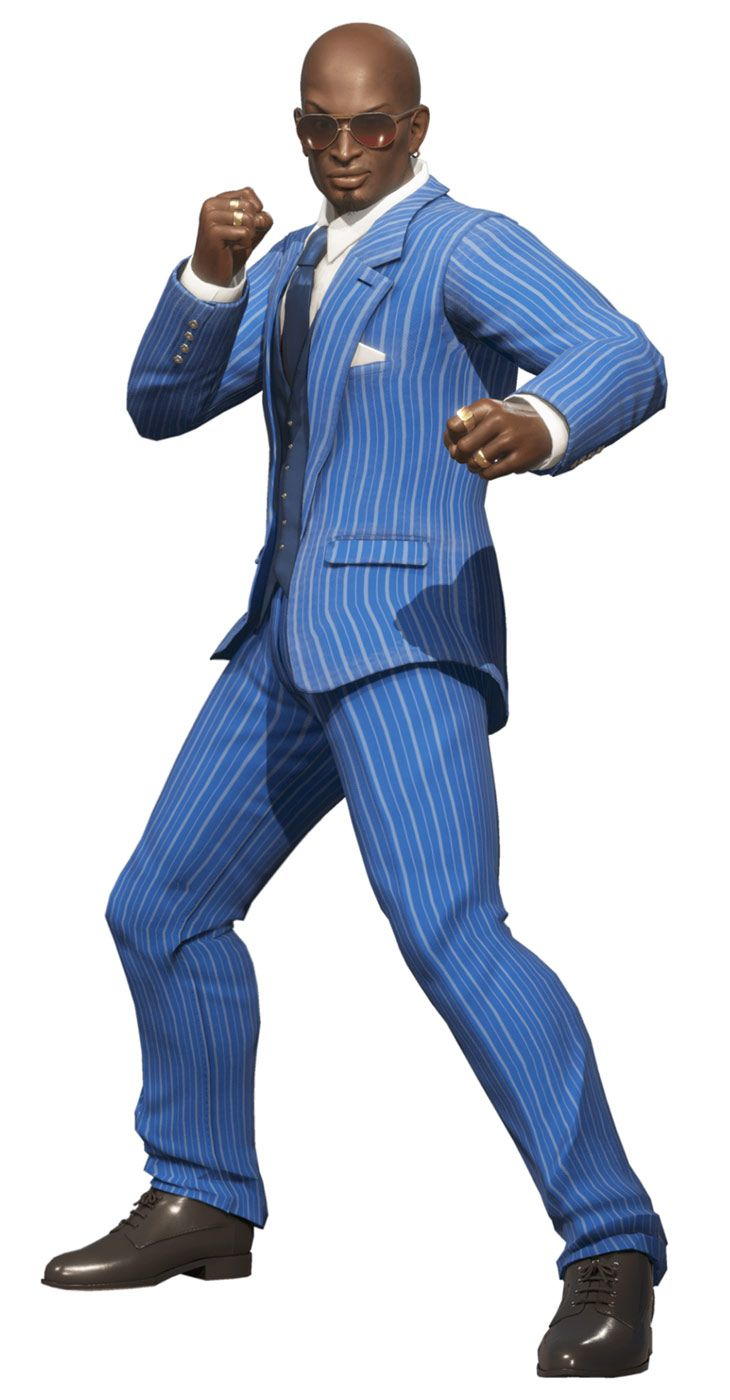 Zack From Dead Or Alive 6 Art Illustration Artwork Gaming Videogames Gamer Gangster Suit Character Design Male Character Design Inspiration
