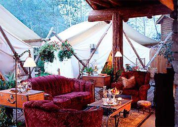 Tofino, Vancouver Island, Canada - Clayoquot Wilderness Resort