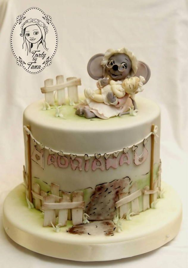 christening by grasie Cakes & Cake Decorating ~ Daily ...