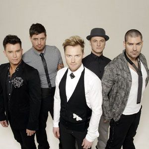 Boyzone ... my guilty pleasure.