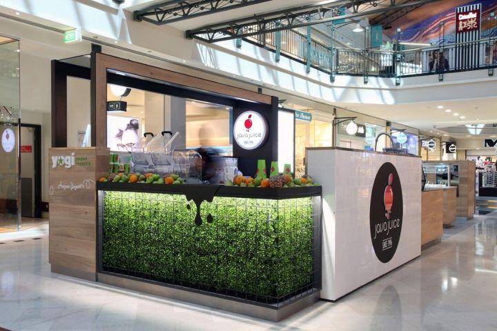 Java Juice by Masterplanners, Perth – Australia » Retail Design Blog