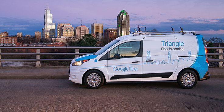 Google Fiber's original plan involved running high-bandwidth fiber-optic cable…