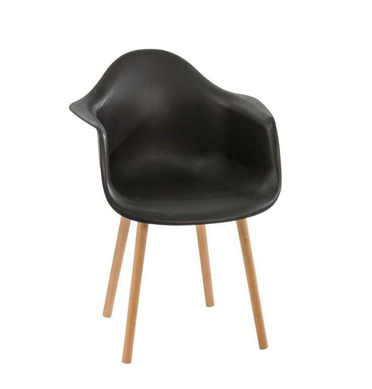 New Design Stuhl im Skandinavischen Look Details skandinavischer Stil hochwertig verarbeitet Sitzh he cm nur f r Indoor Einsatz geeignet Ma e ca