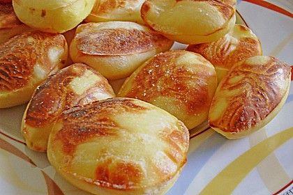 Ballon - Kartoffeln, ein gutes Rezept aus der Kategorie Kartoffeln. Bewertungen: 192. Durchschnitt: Ø 4,3.