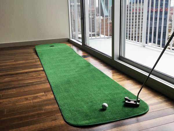 Eyeline Golf Special Edition Putting Green Mat 2 X 10 By Big Moss Green Mat Putting Greens Golf Specials