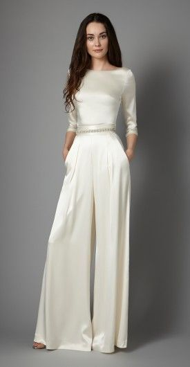 Featured Dress: Catherine Deane; Wedding dress idea.